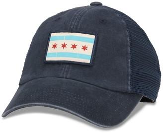 American Needle Chicago Badger Slouch Baseball Cap