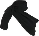 Proenza Schouler Asymmetrical Wrap Scarf