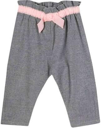 Il Gufo Gray Trousers Kids