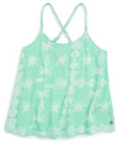 Roxy Girl's Read My Lips Tank Top