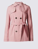 Marks and Spencer Belted Trench Coat with StormwearTM