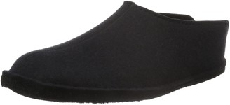 Haflinger Women's Flair Smily Open Back Slippers