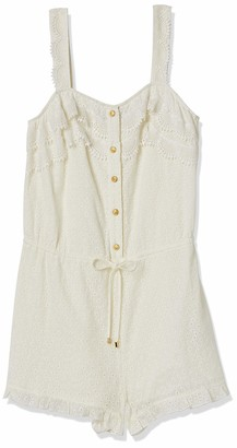 Sperry Women's Button Down Romper