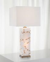 John-Richard Collection Calcite Table Lamp