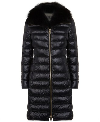 Herno Fur Trim Down Coat
