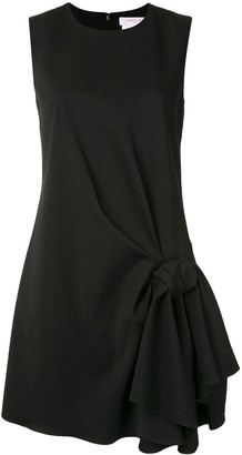 Carolina Herrera Knot-Detail Shift Dress