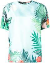 Rochas floral print blouse - women - Silk - 42