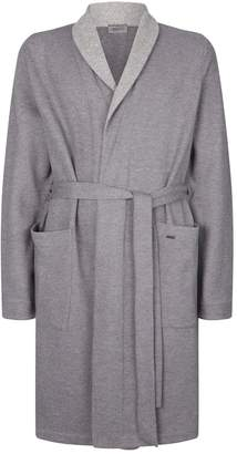 Hanro Textured Belted Robe