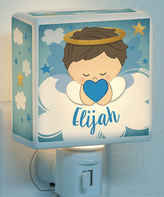Guardian Angel Personalized Night-Light