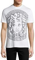 Versace Medusa Head Cotton T-Shirt