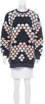 Chloé Cashmere Honeycomb Sweater