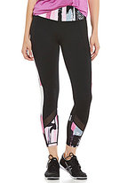 Nanette Lepore Play Active All Day 7/8 Legging