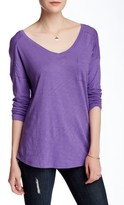 Threads 4 Thought Tennessee V-Neck Long Sleeve Tee