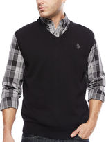 USPA U.S. Polo Assn. Fine Gauge Sweater Vest
