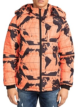PRPS Plymouth Regular Fit Puffer Jacket