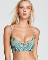 Mara Hoffman Feather Cami Underwire Bikini Top