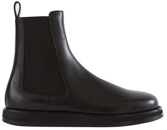 The Row Gaia ankle boots