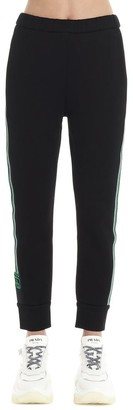 Prada Contrast Side Band Track Trousers