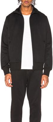 Yohji Yamamoto Classic Track Jacket in Black | FWRD
