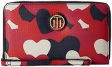 Tommy Hilfiger Tommy Heart Wristlet Wristlet Handbags