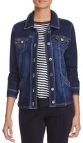 Basler Studded Denim Jacket