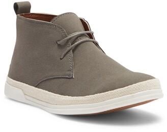 X-Ray The Windom Casual High-Top Suede Sneaker
