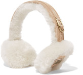 Australia Luxe Collective Shearling ear muffs