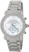 JBW Women&s Victory Diamond Bracelet Watch - 0.16 ctw