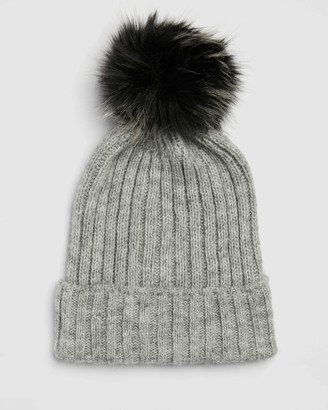 Kate & Confusion Apres Wool Blend Beanie