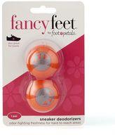 Fancy Feet by Foot Petals 2-pk. Sneaker Deodorizers