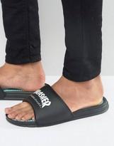 Huf X Thrasher Slider Flip Flops