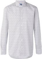 Barba printed shirt - men - Cotton - 44