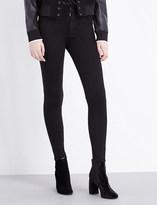 Hudson Barbara skinny high-rise jeans