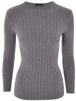 Topshop PETITE Ribbed Pullover
