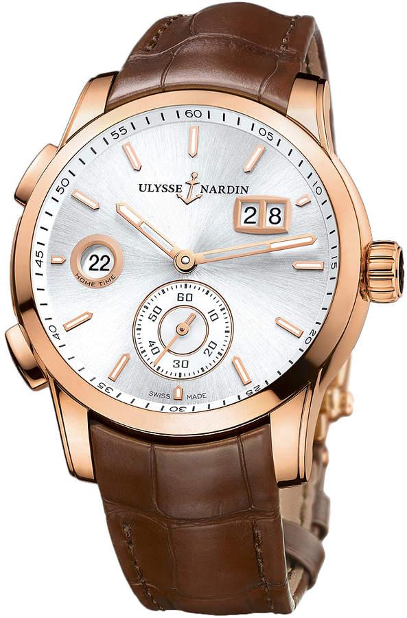 Ulysse Nardin Dual Time Manufacture 3346-126/91