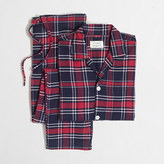 J.Crew Factory Slim flannel pajama set