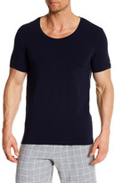 Naked Scoop Neck Lounge Tee