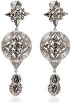 Roberto Cavalli Ethnic Deco Earrings