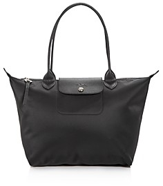 Longchamp Le Pliage Neo Small Nylon Shoulder Tote