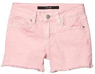 Joe's Jeans The Markie Shorts (Little Kids/Big Kids) (After Glow) Girl's Shorts