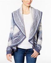 Charter Club Patterned Cardigan, Only at Macy's