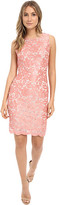 Calvin Klein Lace Sheath with Back Cut Out CD6B2P8V