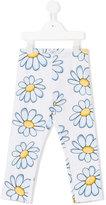 MonnaLisa daisy print leggings