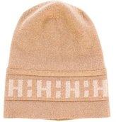 Hermes Cashmere Knit Beanie