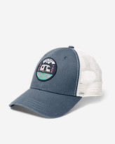 Eddie Bauer Graphic Snap Back Cap - Airstream