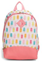 Infant Girl's Popatu Print Backpack - Pink