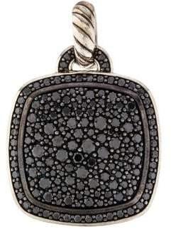 David Yurman Black Diamond Albion Pendant
