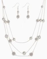 Charming charlie Whimsical Honey Necklace Set