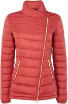 Barbour Jurby Quilted Jacket With Stand Collar