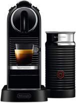 Nespresso De'Longhi Citiz & Aeroccino Frother
